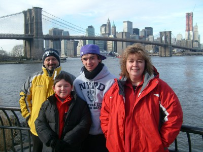 Family in Brooklyn.blogphoto