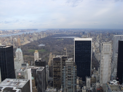 Central Park, from Top of the Rock.blogphoto